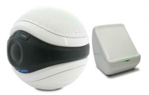 Speakerbal