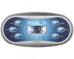 Balboa TP600 Control Panel + Sticker