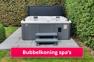 Bubbelkoning spa's